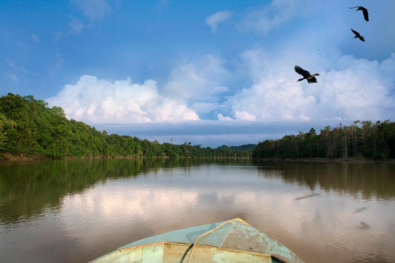 Malesia: l'ultimo paradiso