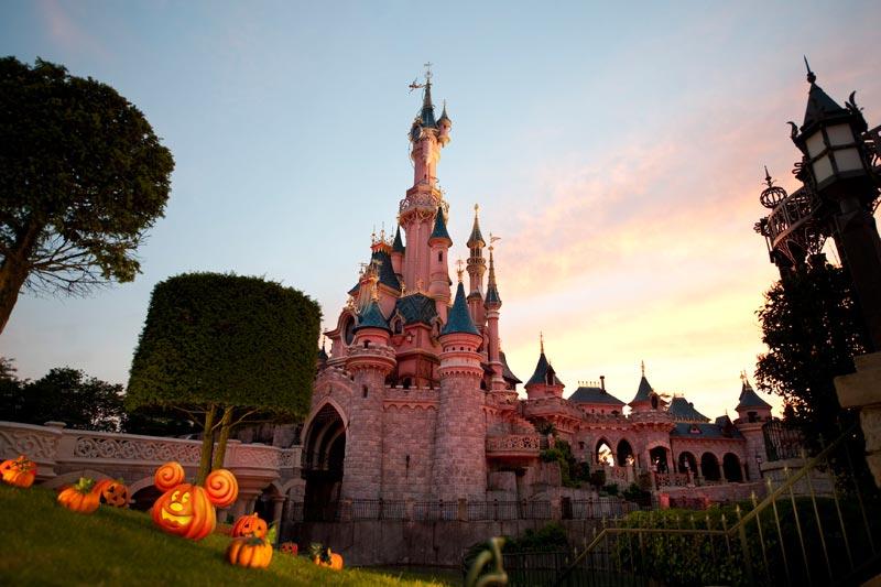 Halloween a Disneyland Paris con i Cattivi in festa