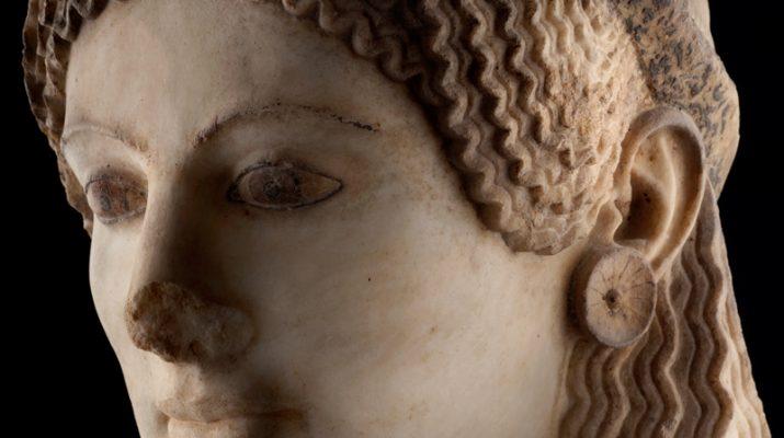 Foto Atene per l?arte, dal neolitico alla Biennale