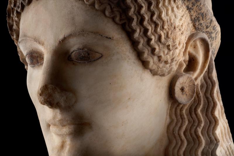 Atene per l?arte, dal neolitico alla Biennale