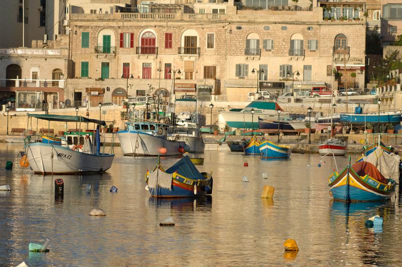 Malta, viaggio nel tempo