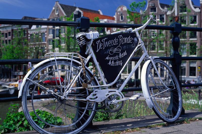 La bella allegria di Amsterdam