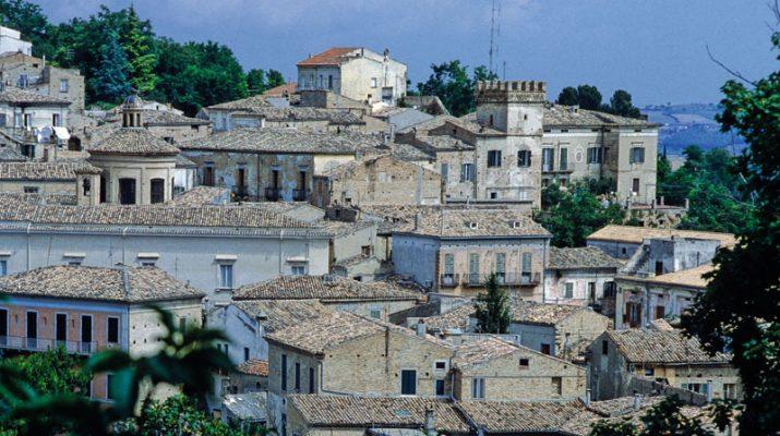 Foto Abruzzo, sulla via del tombolo