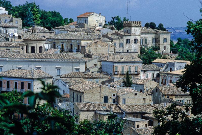 Abruzzo, sulla via del tombolo