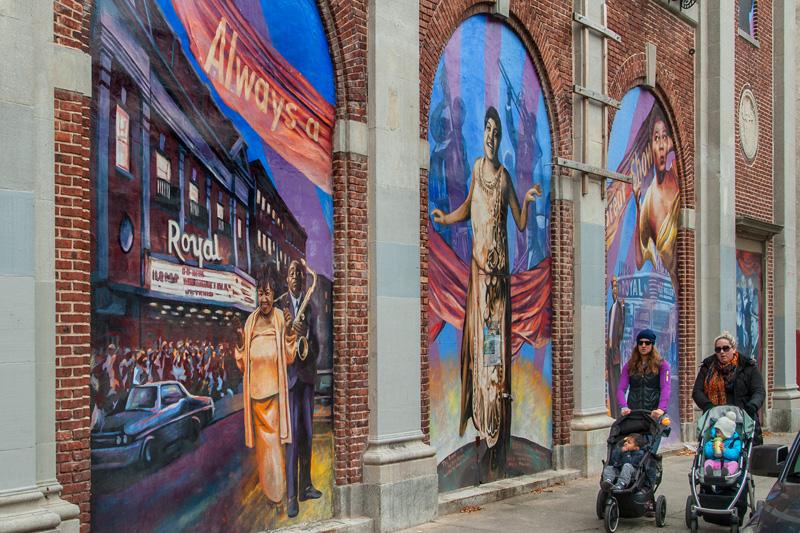 Philadelphia e il Black History Month