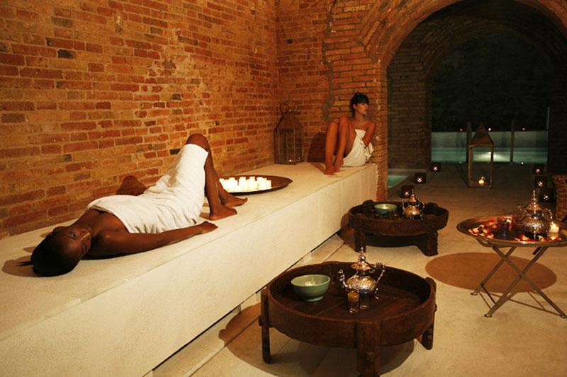 Barcellona, tra terme romane e bagni turchi