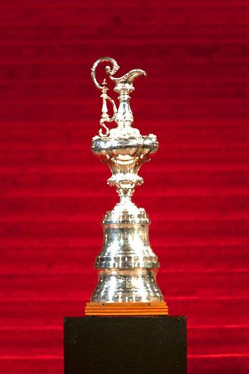 A Napoli per l'America's Cup