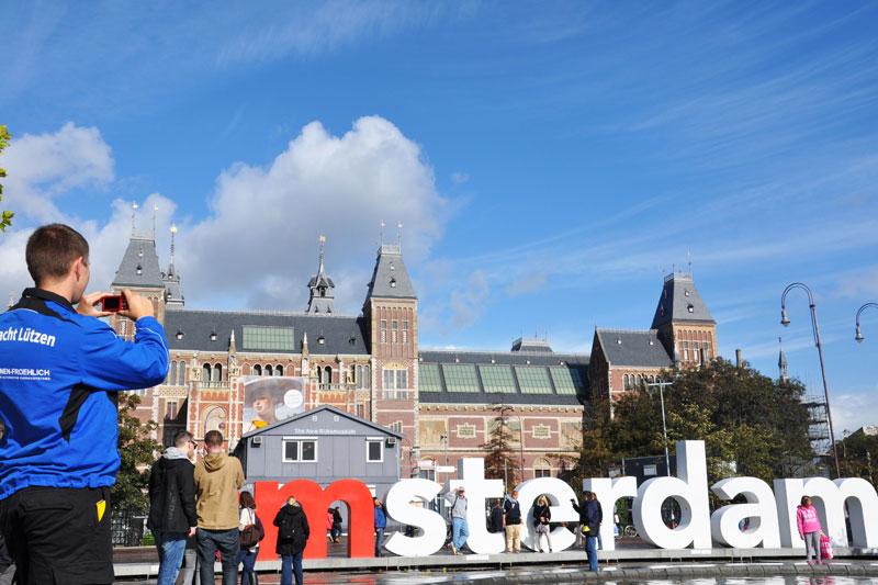Amsterdam in 48 ore