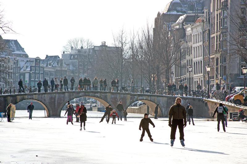 Amsterdam, senza spendere un euro