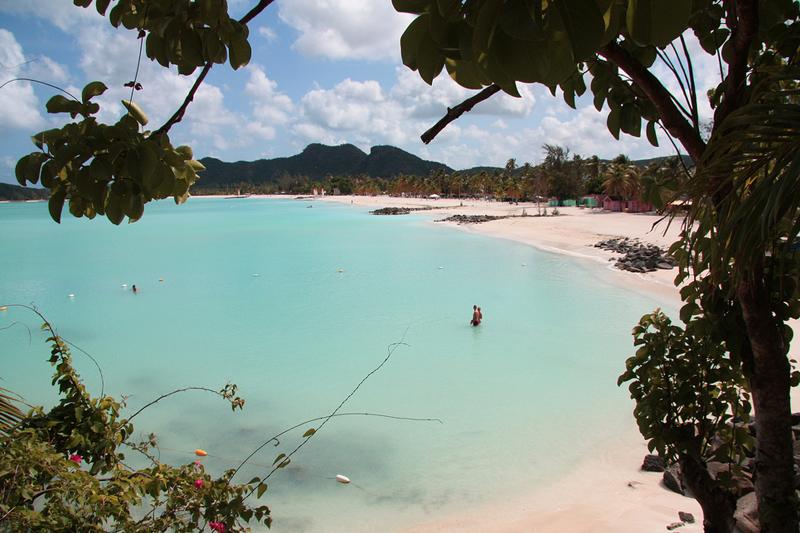 Antigua: l'altro volto esotico dei Caraibi