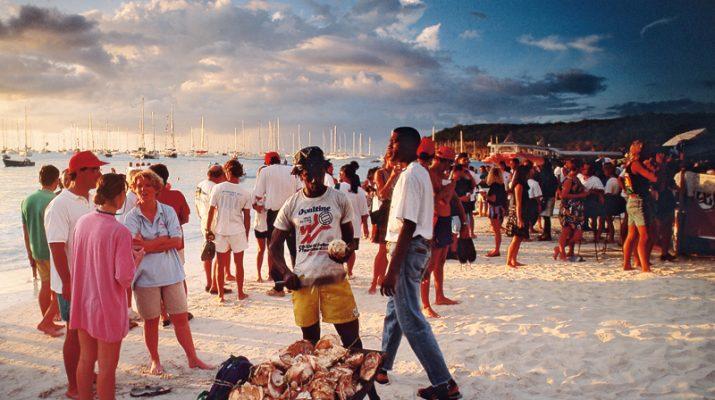 Foto Antigua: l'altro volto esotico dei Caraibi