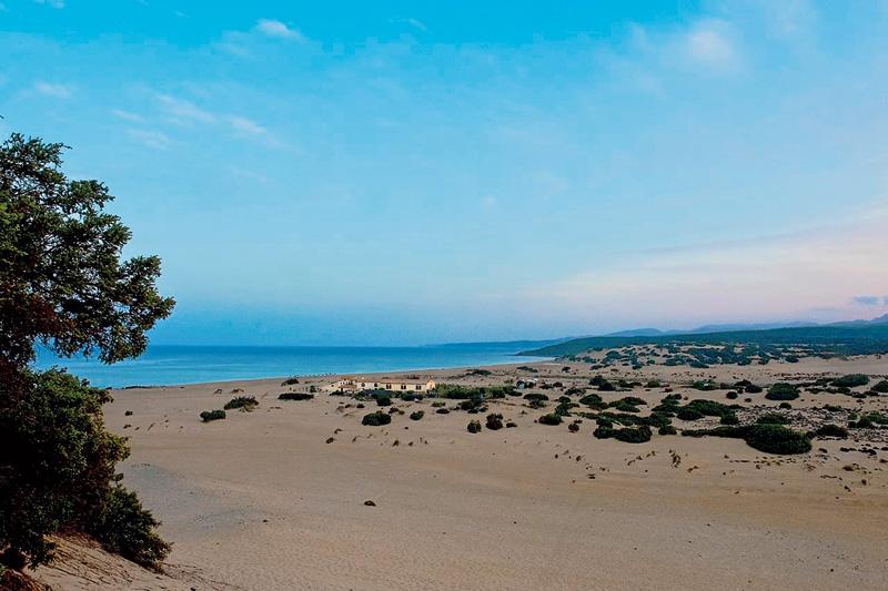 Grande natura a piccoli prezzi. In Sardegna