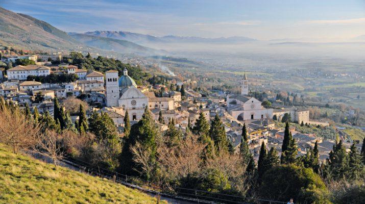 Foto Ad Assisi nel bosco riaperto dal Fai, sulle tracce di San Francesco