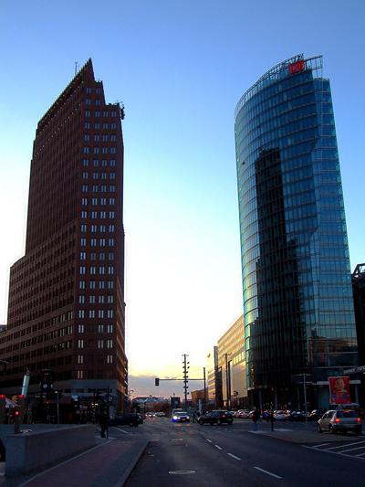 Berlino, dove si fa la nuova architettura e nascono i beach bar