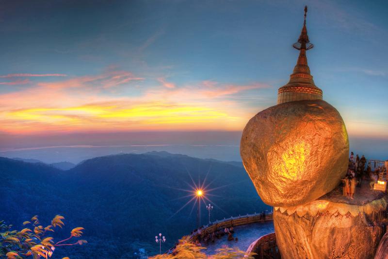 Myanmar, viaggio nell'oriente più slow