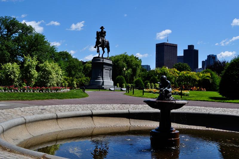 Boston low cost? D'estate si può