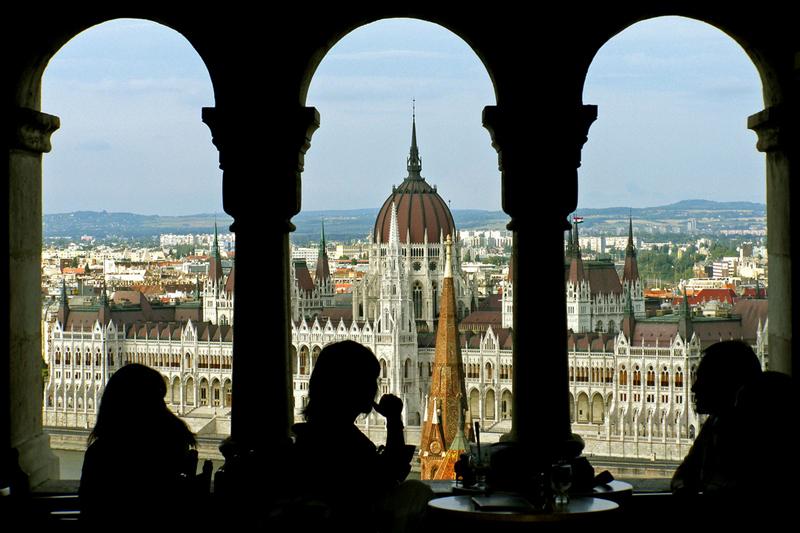 Budapest: sul ponte dei desideri