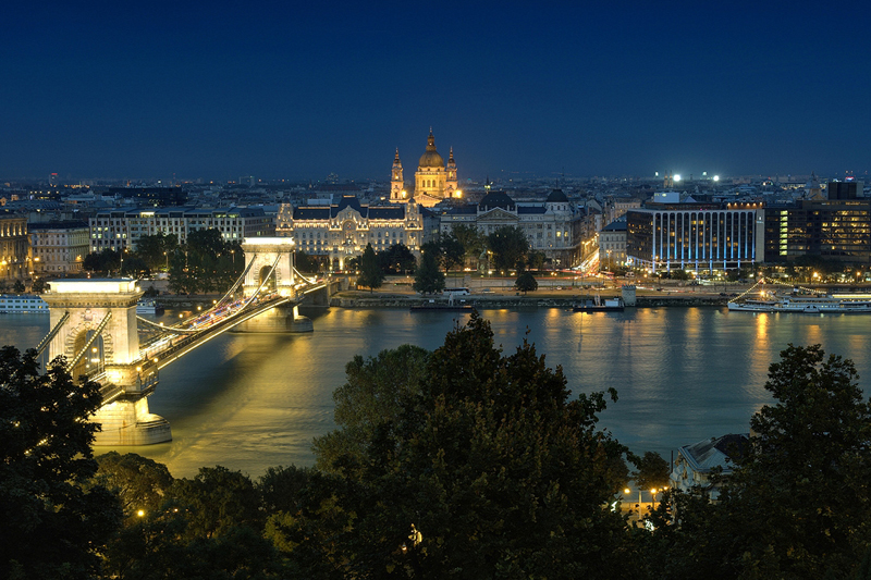 A Budapest per la Notte dei Musei