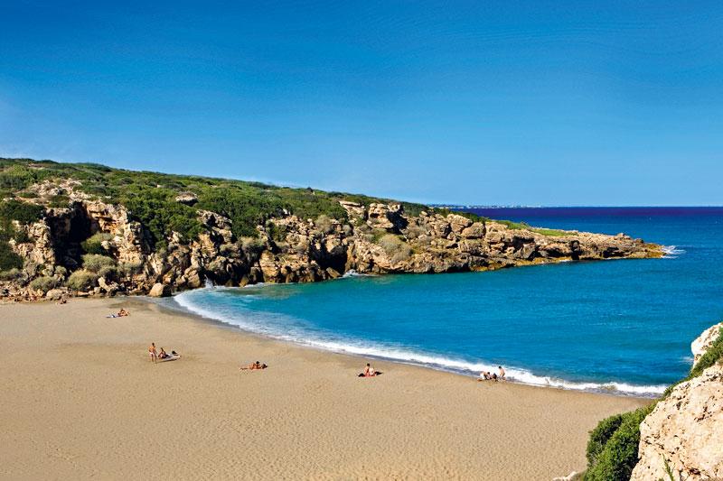 Sicilia: mar di primavera