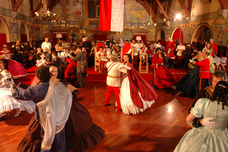 Madonna di Campiglio: Carnevale con gli Asburgo