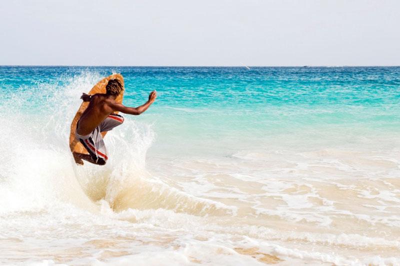 Isola di Sal: estremo, puro relax