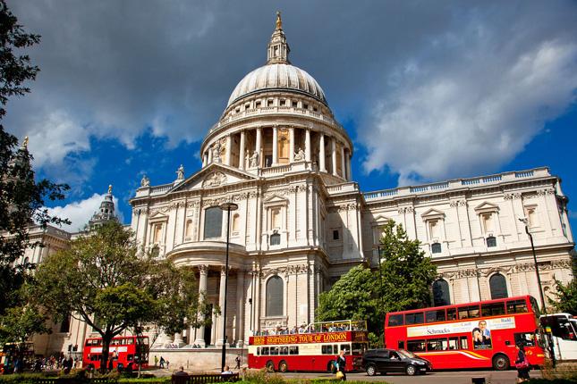 Londra a meno di 30£ (al giorno)