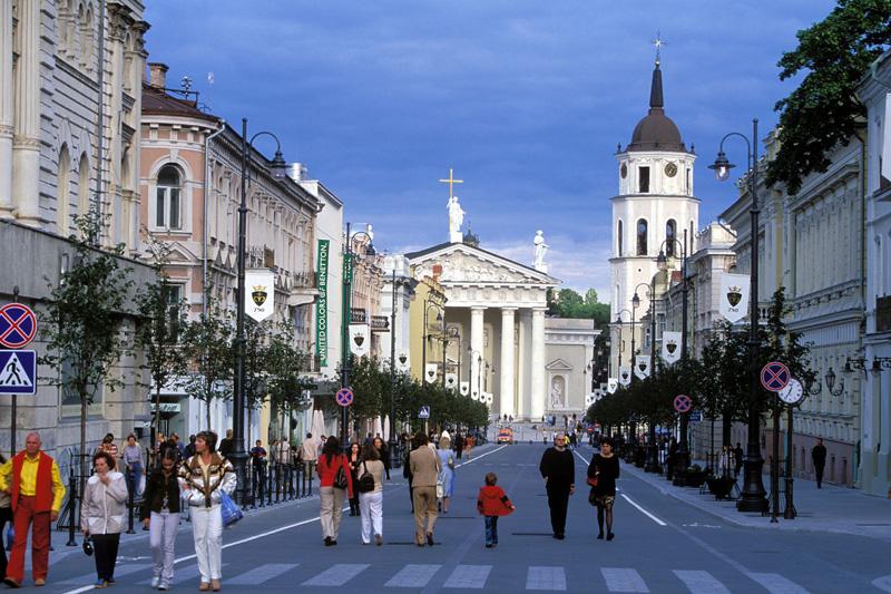 Vilnius, il Jazz qui è di casa