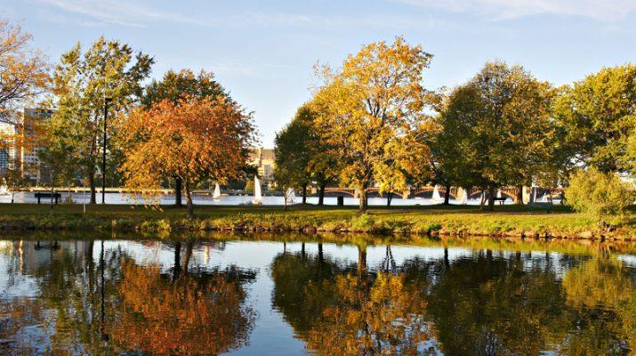 Foto Boston, regina del foliage