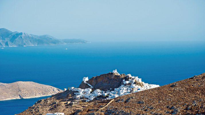 Foto Serifos, la Grecia da riscoprire