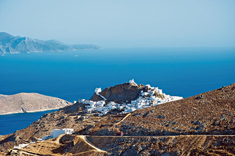 Serifos, la Grecia da riscoprire