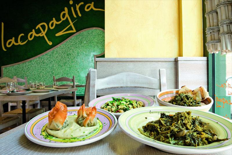 Roma per vegetariani