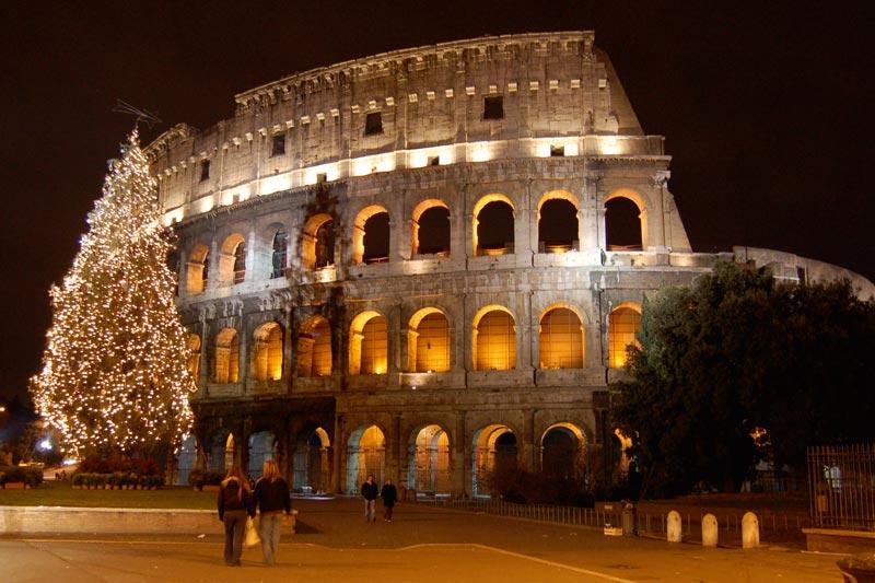 Roma: la capitale del Capodanno