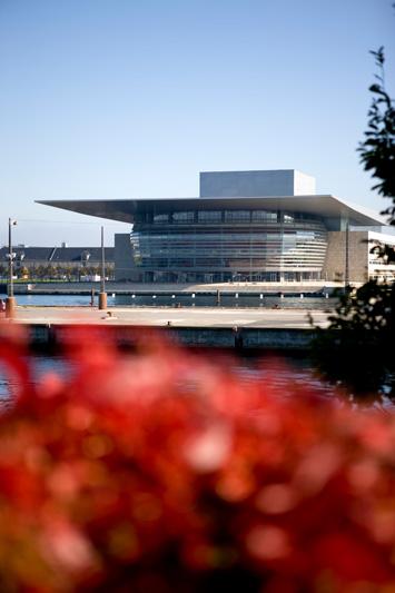 Copenhagen per appassionati lettori