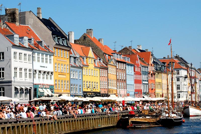 Copenhagen, una pioggia di stelle