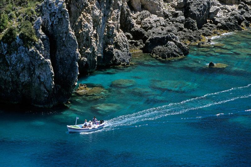 Costa Mediterranea: rotta verso Est