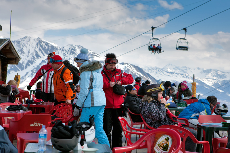 Courmayeur: il nuovo chic