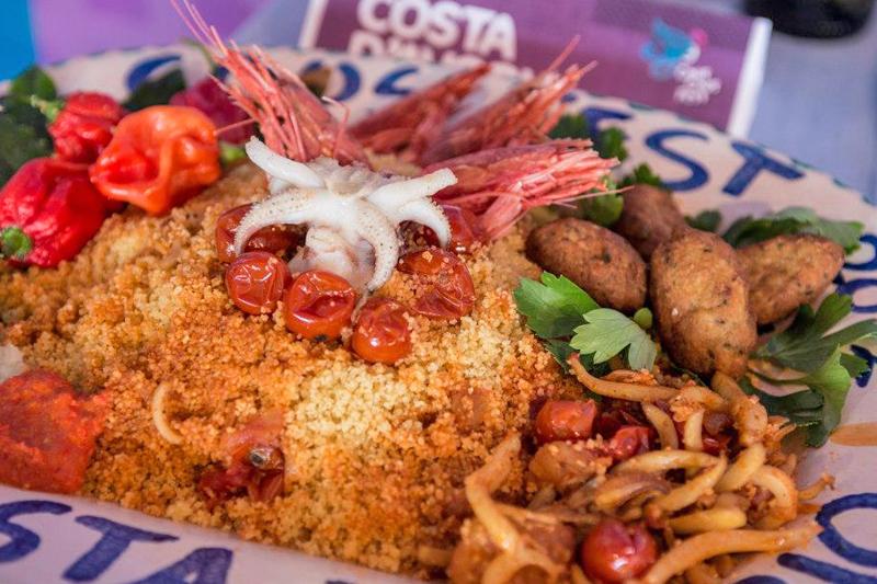 Gusto e cultura del gusto e ben 9 chef in gara al Cous Cous Fest 2013 (foto: Facebook/Cous Cous Fest)