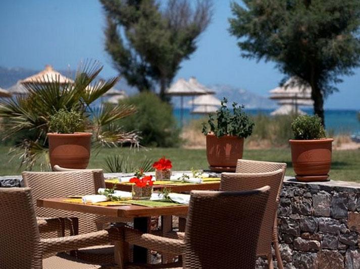Creta d'estate, mare da leggenda
