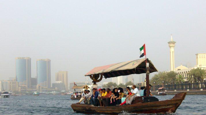 Foto Torri del vento e souq tradizionali: l'altra anima di Dubai