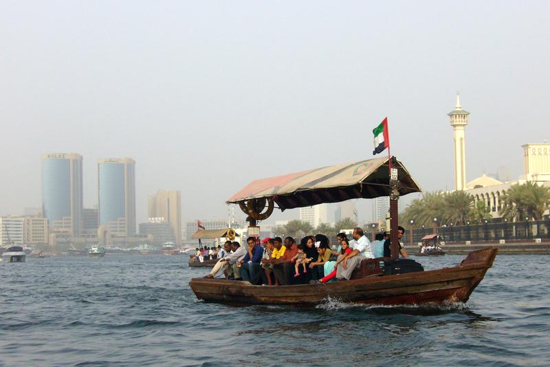 Torri del vento e souq tradizionali: l'altra anima di Dubai