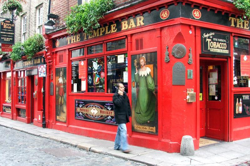 A Dublino con Molly Malone, James Joyce e Oscar Wilde