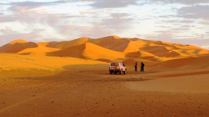 Foto Marrakech e la magia del Sahara