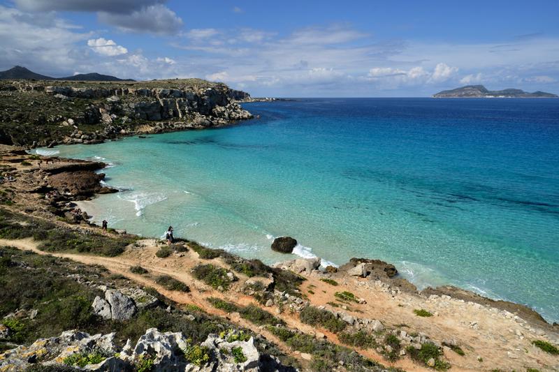 Tour della Sicilia: ultimi tuffi d'estate
