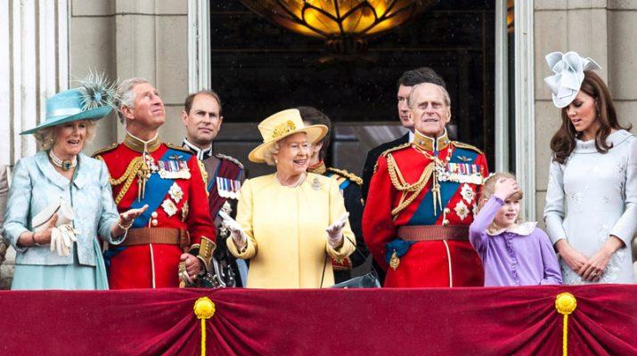 Foto Londra: weeekend da Regina (o Re)