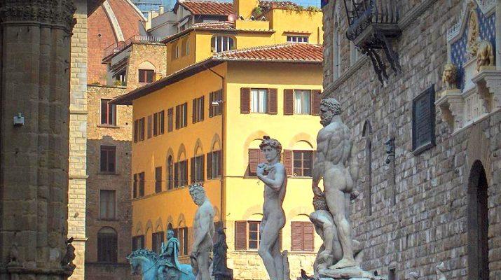 Foto Firenze gustosa, tra gnudi e baccalà