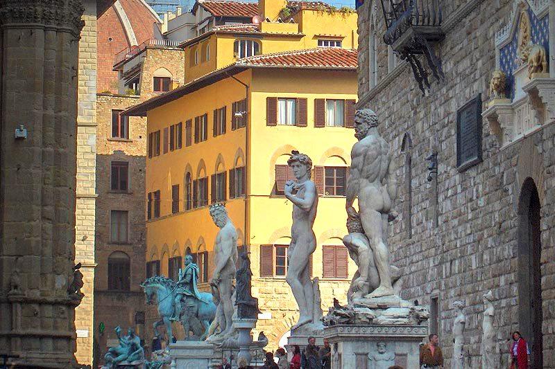 Firenze gustosa, tra gnudi e baccalà
