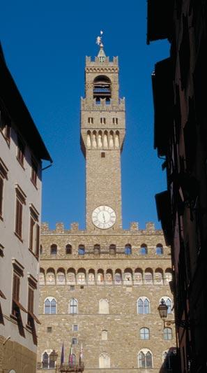 Firenze: la bellezza della Signoria