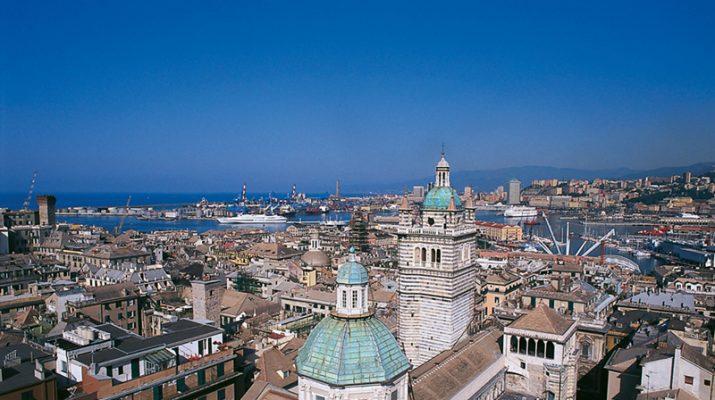 Foto Genova: cultura e relax vista mare