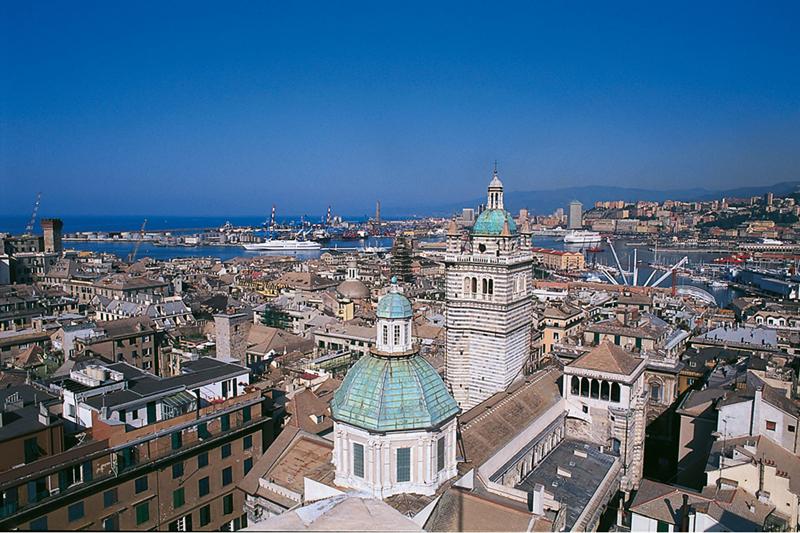 Genova: cultura e relax vista mare