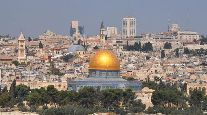 Foto Il volto mistico di Gerusalemme